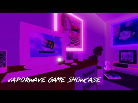 Vaporwave Game Showcase Roblox Youtube
