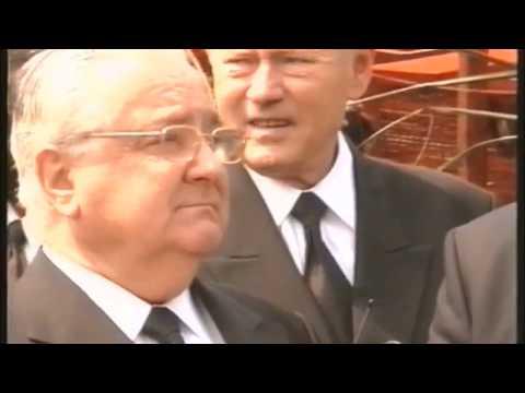 ENA - L'Apôtre Patriarche Richard Fehr En République Démocratique du Congo Août 2002