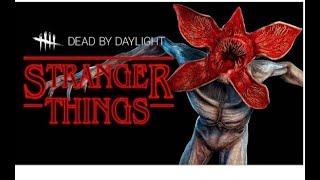 Dead by Daylight#2 новый маньяк демогоргон (учусь играть за демогоргона)(первый блин комом)