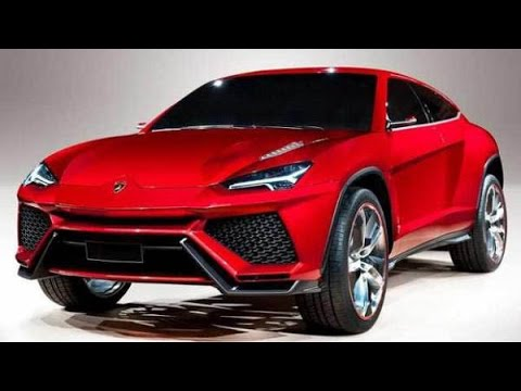 2017 Lamborghini Urus Review Rendered Price Specs Release Date
