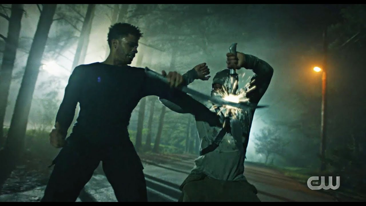 Download Khalil Payne Painkiller Vs Ishmael FULL Fight! Black Lightning - Chapter One: Crossroads - CW (HD)