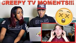 """CREEPY MOMENTS ON TV 2"" By Shane Reaction!!!"