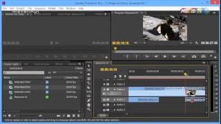 Video Editing Lesson 6