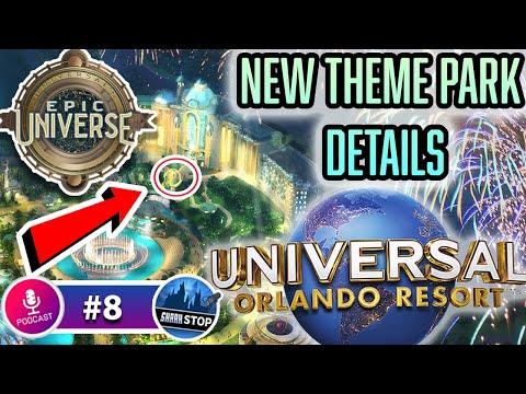 Universal Orlando New Theme Park (Hub Details & Speculation Ft. Alicia Stella) Epic Universe Update
