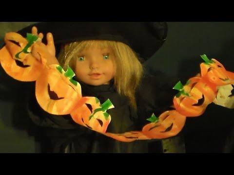 Tuto origami fantome d 39 halloween senbazuru doovi - Fabriquer fantome halloween ...