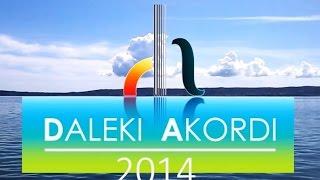 Završni koncert natjecanja Daleki akordi 2014