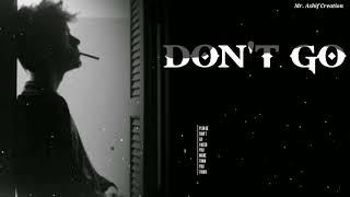 Please Don't go - Ringtone | Single boy Ringtone | Background Sound |Mr. Ashif Creation