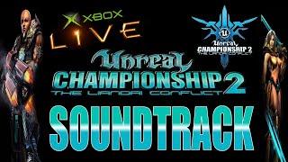 Unreal Championship 2 : The Liandri Conflict / Soundtrack (XBOX - 2005)