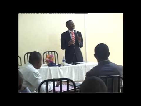 2012 Conference (Pastor Ola Adejube - How To Be Relevant in Any Situation)
