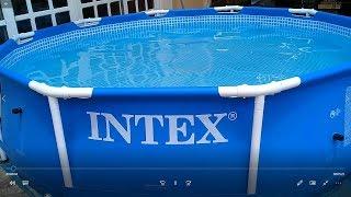 Como eu Limpo a Minha Piscina INTEX