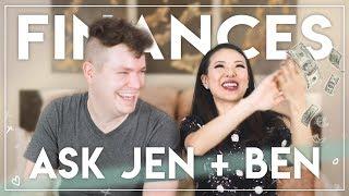 ASK JEN & BEN || Ep. 4 Finances