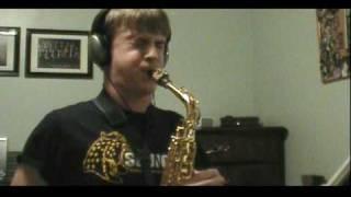 Have You Met Miss Jones? Jazz Alto Sax Saxophone Solo