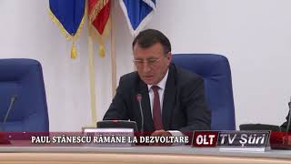 PAUL STANESCU RAMANE LA DEZVOLTARE 2901