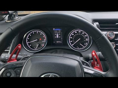 HOW TO USE PADDLE SHIFTERS/SPORT MODE