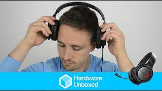 review Audfonos H3  Sound BlasterX by Creative