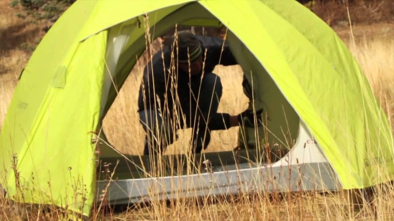 EASTON Hat-Trick 3P Light Weight 4-Season Tent Walk Though & EASTON Hat-Trick 3P Light Weight 4-Season Tent Walk Though - YouTube