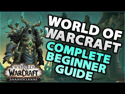 World of Warcraft Complete Beginner Guide (Retail)