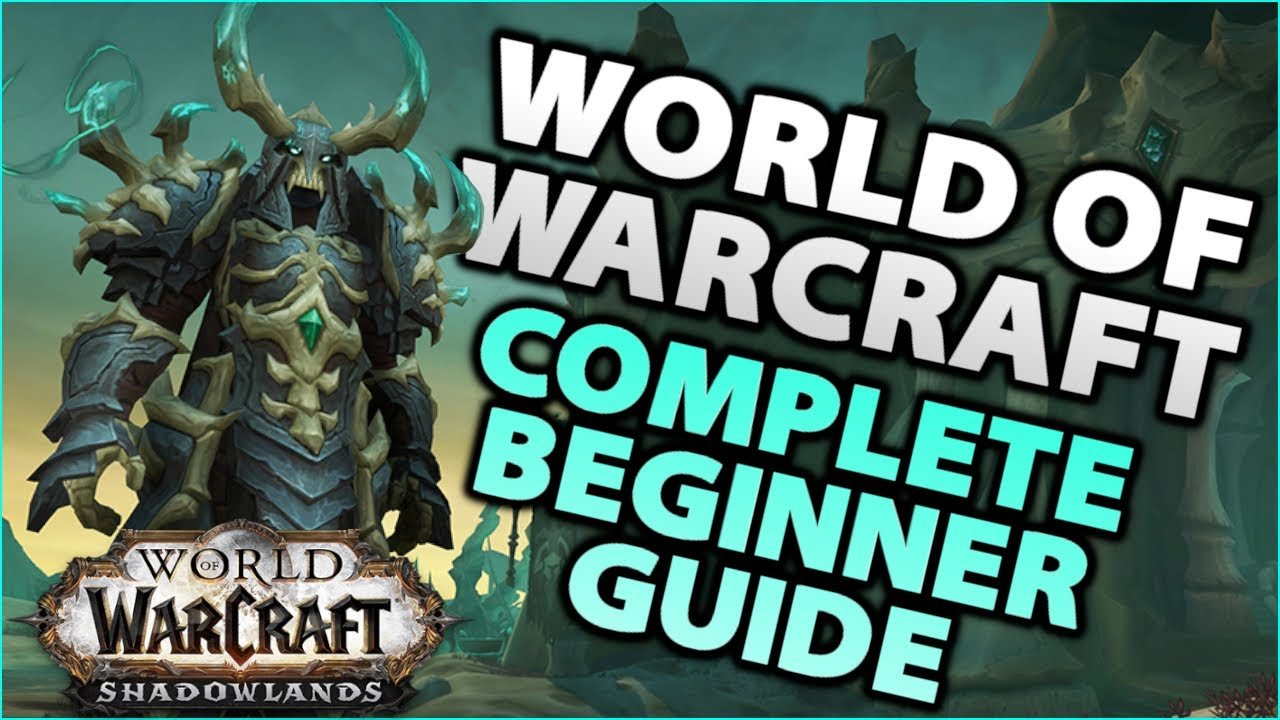 World of Warcraft Complete Beginner Guide (Retail) thumbnail