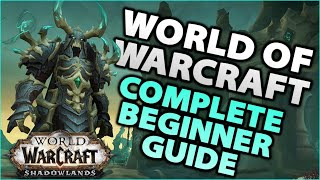 World of Warcraft Comṗlete Beginner Guide (Retail)