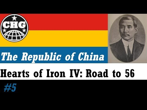 HOI4: Road to 56 - Republic of China 5 - Creation of Sino-Finnish Ties