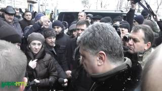 Порошенко посилає львівських автомобілістів в АТО