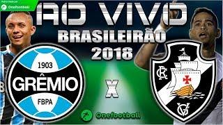 Grêmio 2x1 Vasco | Fluminense 0x0 Sport | Brasileirão 2018 | Parciais Cartola FC | 33ª Rodada |
