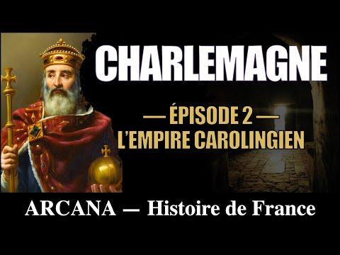 Charlemagne Empereur d'Occident - Les Chroniques de France 2/12