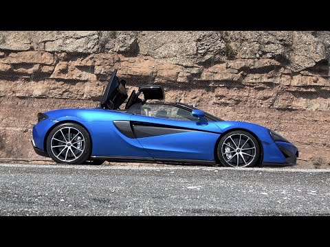 McLaren 570S Spider - Could This Be My Convertible?