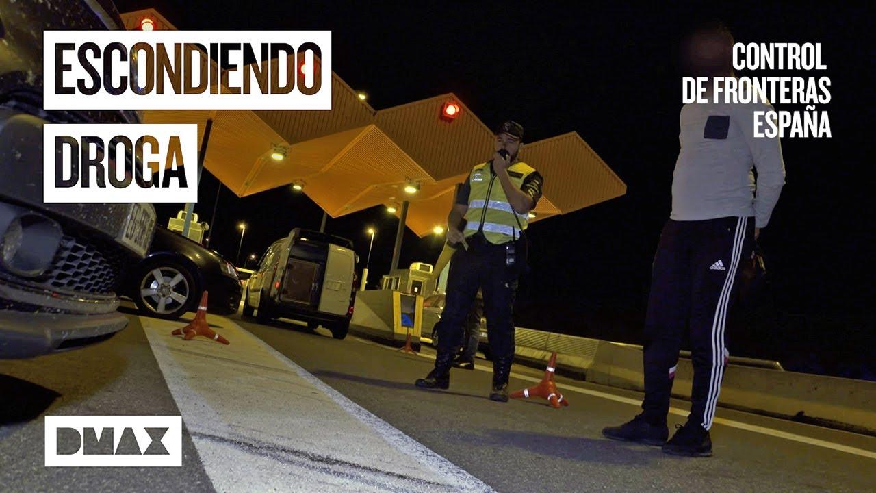 Top 3 escondites para pasar las aduanas con mercancía ilegal | Control de fronteras: España