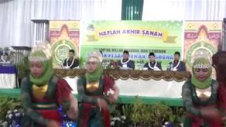 Ceremoni Haflah Akhirussanah Termegah Tahun 2017