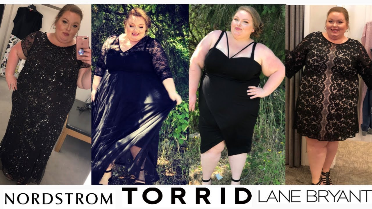 Plus size dress try on | torrid | lane Bryant | Nordstrom