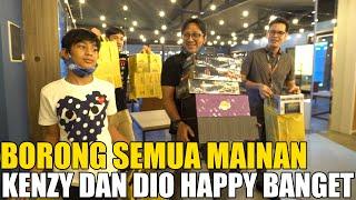Download lagu BORONG SEMUA MAINAN, KENZY DAN DIO NGGAK MAU PULANG.. ANDRE PUSING