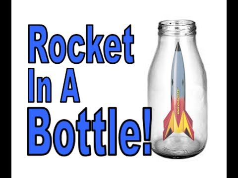 Rocket In A Bottle