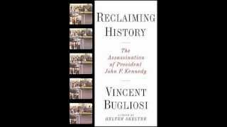 """Video """"Reclaiming History: The Assassination of President JFK"""": Interview with Vincent Bugliosi download MP3, 3GP, MP4, WEBM, AVI, FLV Januari 2018"""