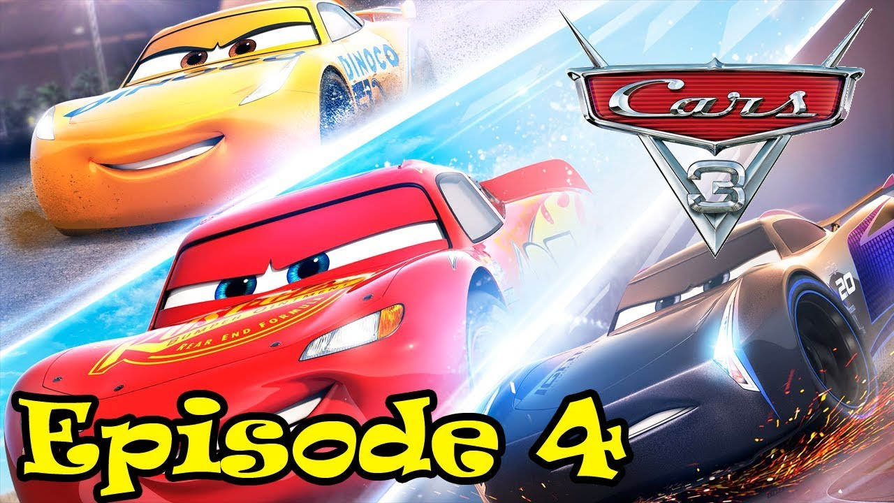 cars 3 course vers la victoire episode 4 youtube. Black Bedroom Furniture Sets. Home Design Ideas