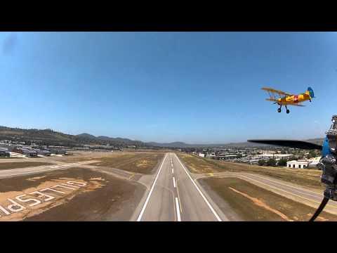 Flying In California For Stearman Fly-In 2012 Allen Airways