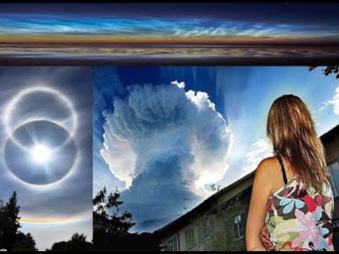 Signs of an Approaching Planetary System-Earth's Crust Shifting-Hawaii Fears Massive Eruption