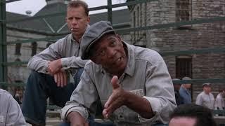 Тюремный человек ... отрывок из фильма (Побег из Шоушенка/The Shawshank Redemption)1994