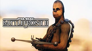 Star Wars Battlefront 2 - Funny Moments #35 JUMANJI EDITION