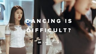 Dancing is difficult?