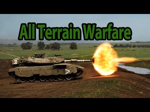 Tanks and Armored Vehicles - All Terrain Warfare