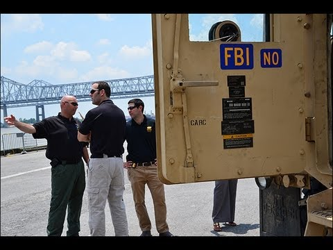 John Perren Describes WMD Exercise in New Orleans
