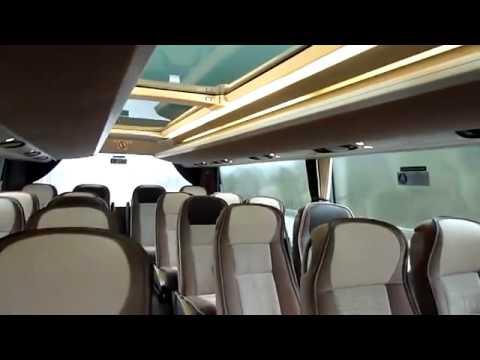 Luxury Bus Hire in Bangalore