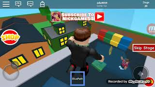 The Impossible Parku of the Roblox