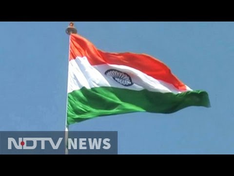 A national flag, 200 feet high, for every central university