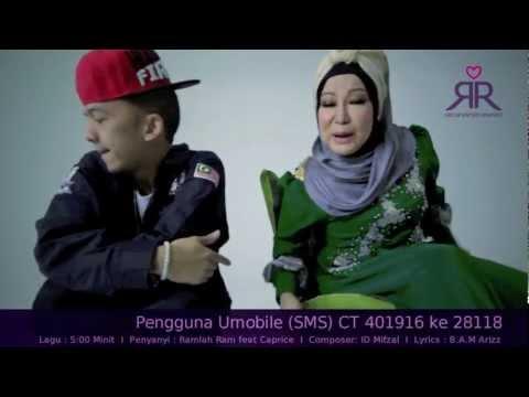 Ramlah Ram & Caprice - 5 Minit (starring Dem Lepak Boyz)