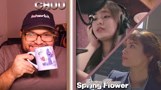 Download lagu LOONA Chuu - Spring Flower OST REACTION | SHE WAS MEANT FOR THESE #DOLO