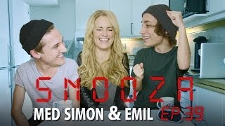 Laila Bagge Wahlgren - Snooza med Simon & Emil | Ep.39