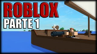 ¡Jugando a Roblox, la misión de frutas! -Parte 1