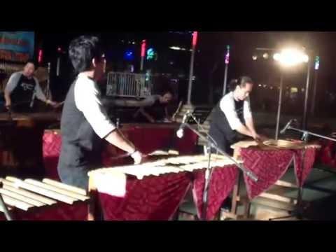 Kolintang Kawanua Jakarta - Concerto (Classic Medley)
